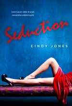 Seduction – Steamy Romance Premade Book Cover For Sale @ Beetiful Book Covers