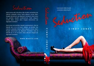 Seduction - Steamy Romance Premade Book Cover For Sale @ Beetiful Book Covers