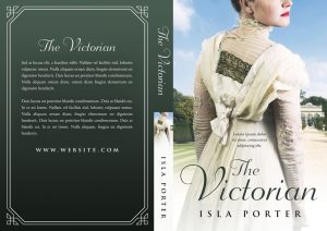 The Victorian - Historical Romance Premade Book Cover For Sale @ Beetiful Book Covers