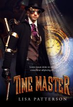 Time Master – Steampunk Premade Book Cover For Sale @ Beetiful Book Covers