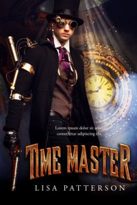 Time Master - Steampunk Premade Book Cover For Sale @ Beetiful Book Covers