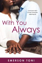 With You Always – African-American Romance Premade Book Cover For Sale @ Beetiful Book Covers