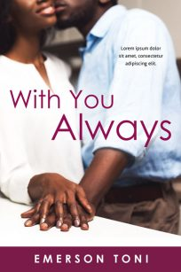 With You Always - African-American Romance Premade Book Cover For Sale @ Beetiful Book Covers