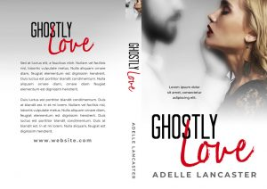 Ghostly Love - Paranormal Romance Premade Book Cover For Sale @ Beetiful Book Covers