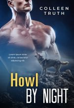 Howl By Night – Paranormal Romance Premade Book Cover For Sale @ Beetiful Book Covers