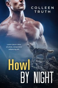 Howl By Night - Paranormal Romance Premade Book Cover For Sale @ Beetiful Book Covers