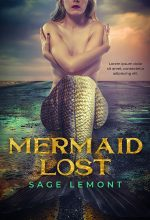 Mermaid Lost – Mermaid Premade Book Cover For Sale @ Beetiful Book Covers