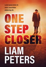 One Step Closer – Mystery / Thriller Premade Book Cover For Sale @ Beetiful Book Covers