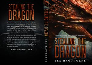 Stealing the Dragon - Fantasy Premade Book Cover For Sale @ Beetiful Book Covers