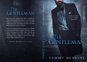 The Gentleman - Historical Premade Book Cover For Sale @ Beetiful Book Covers