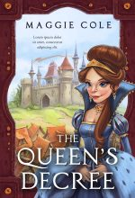 The Queen's Decree – Middle-grade Fantasy Premade Book Cover For Sale @ Beetiful Book Covers