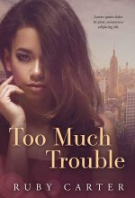 Too Much Trouble – African-American Romance  Premade Book Cover For Sale @ Beetiful Book Covers