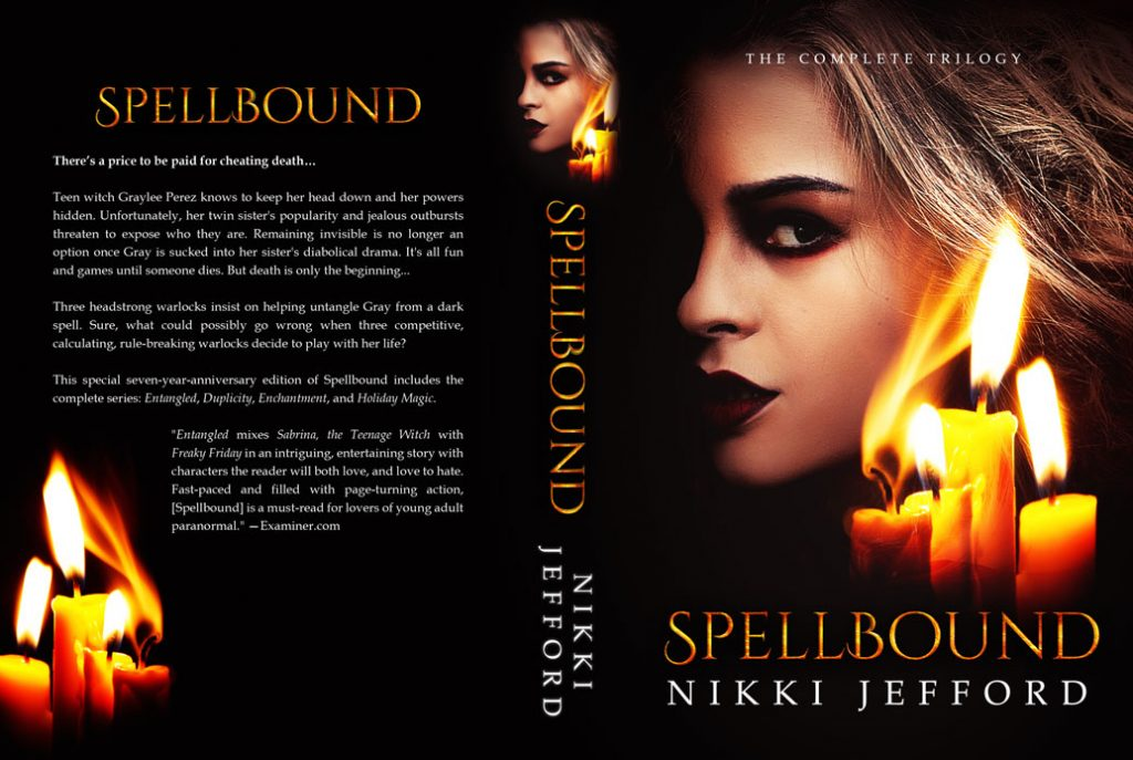 Spellbound Trilogy by Nikki Jefford
