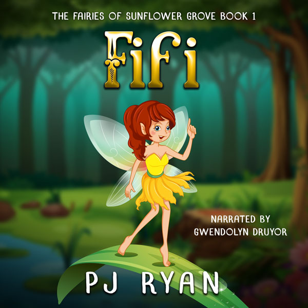 Fifi by PJ Ryan