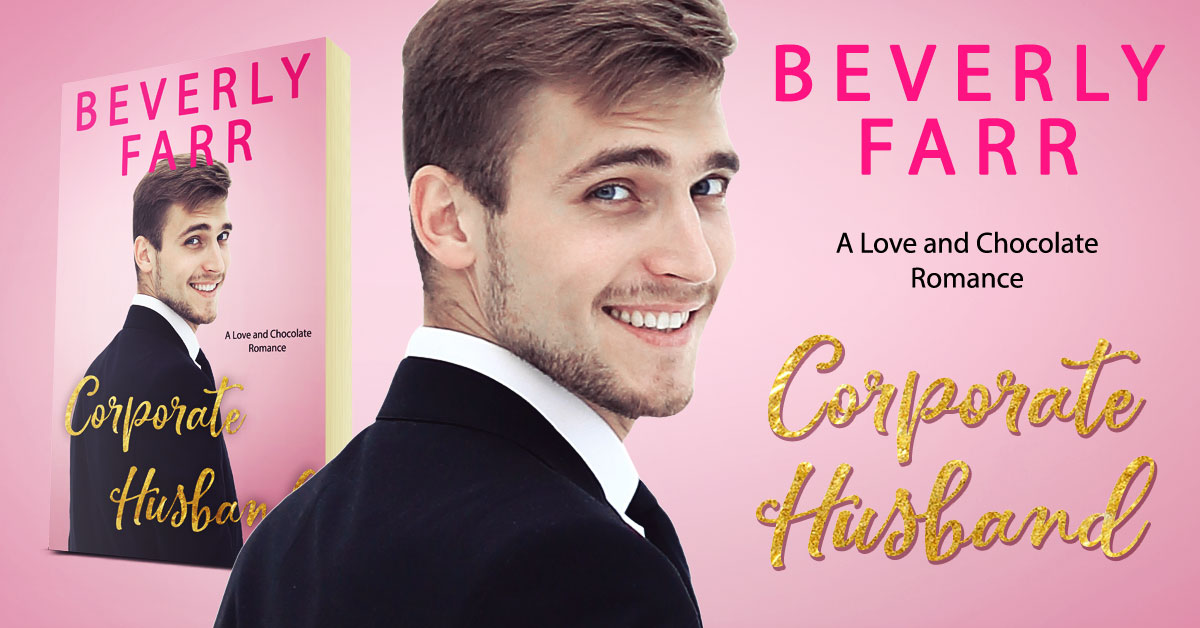 Showcase Spotlight: Corporate Husband by Beverly Farr