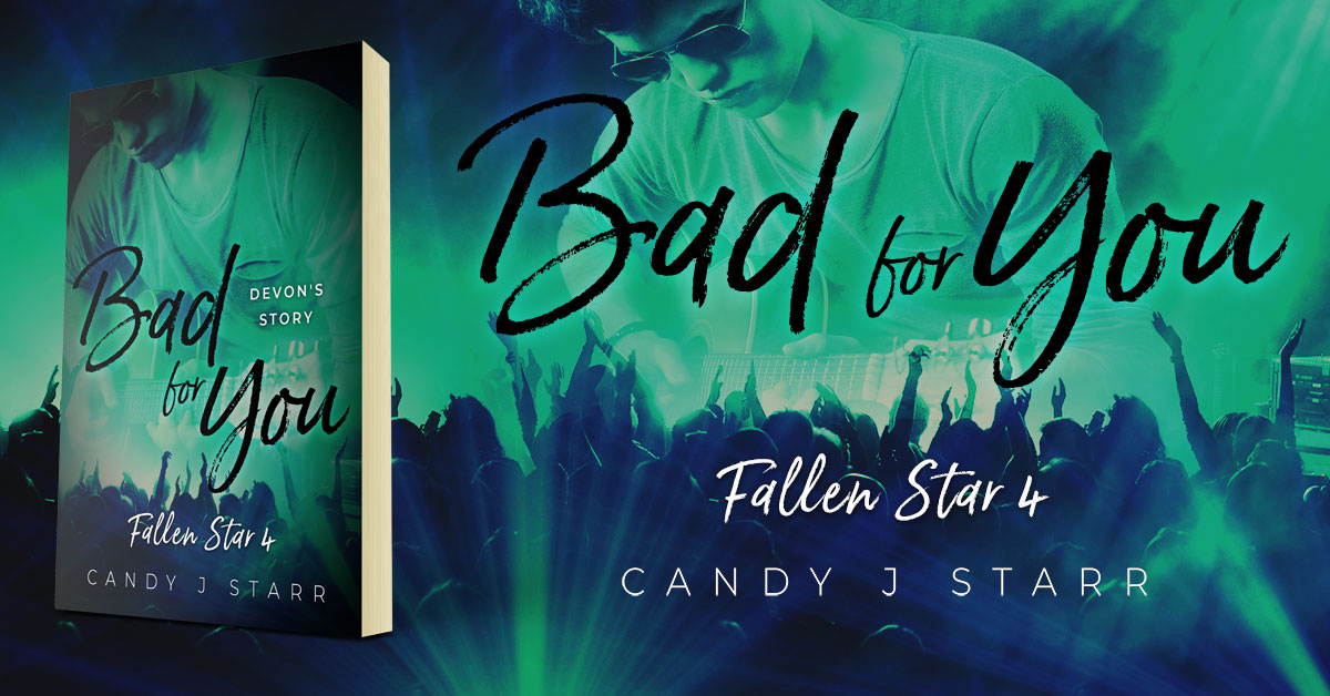 Showcase Spotlight: Bad For You by Candy J. Starr
