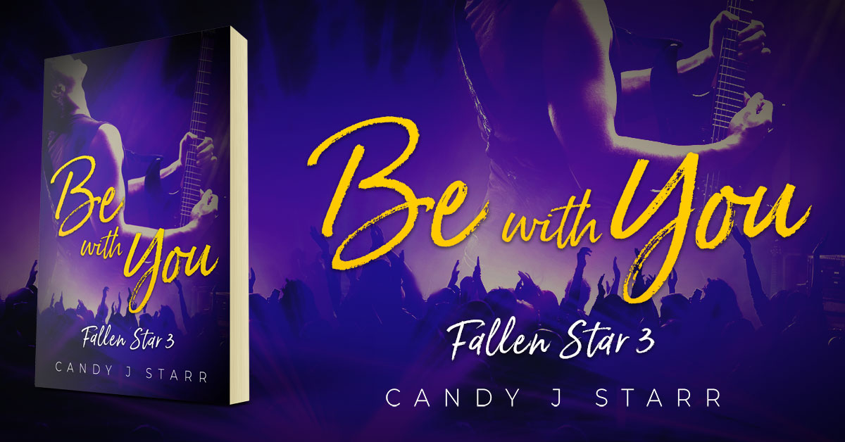 Showcase Spotlight: Be With You by Candy J. Starr