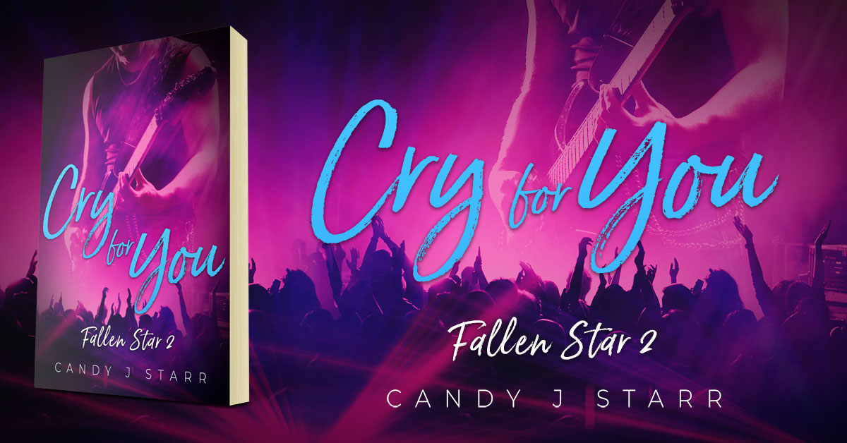 Showcase Spotlight: Cry For You by Candy J. Starr
