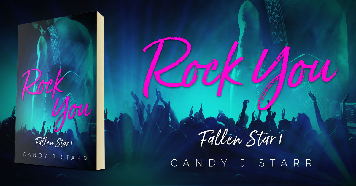 Showcase Spotlight: Rock You by Candy J. Starr
