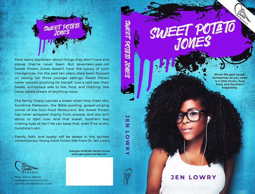 Sweet Potato Jones by Jen Lowry