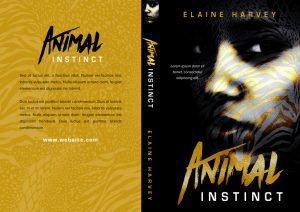 Animal Instinct - Fantasy Premade Book Cover For Sale @ Beetiful Book Covers
