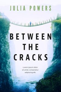 Between the Cracks - Fiction Premade Book Cover For Sale @ Beetiful Book Covers