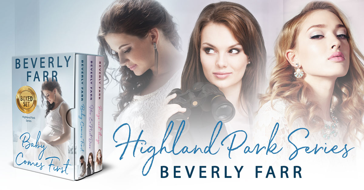 Showcase Spotlight: Highland Park Romance Series Collection by Beverly Farr