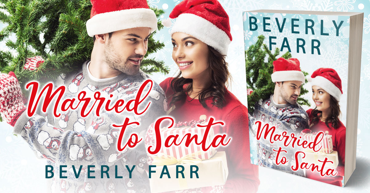 Showcase Spotlight: Married To Santa by Beverly Farr