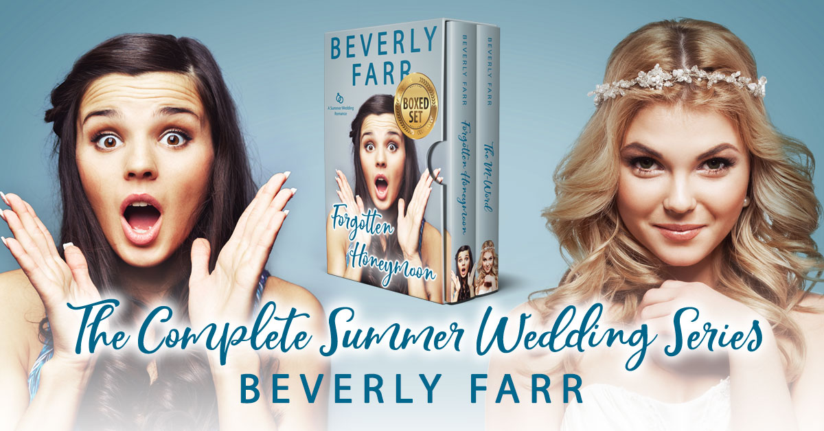 Showcase Spotlight: The Complete Summer Wedding Collection by Beverly Farr