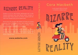 Bizarre Reality - Chick Lit / Romance Premade Book Cover For Sale @ Beetiful Book Covers