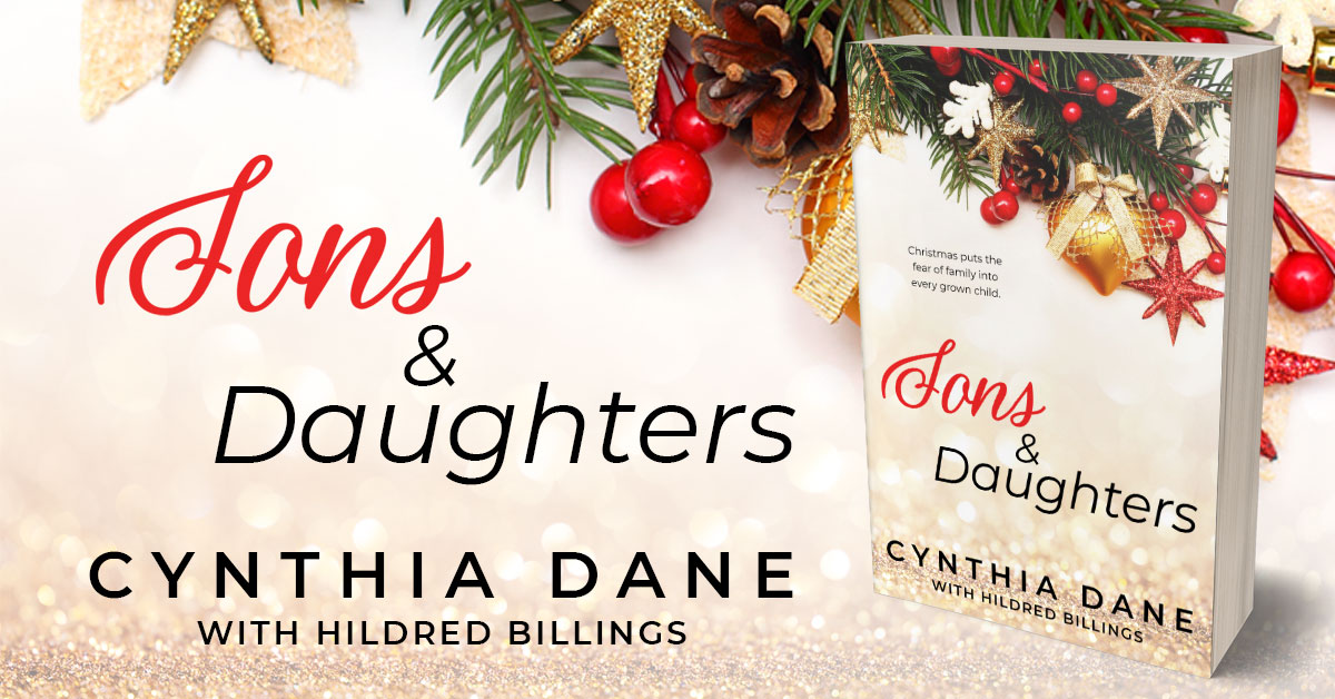 Showcase Spotlight: Sons & Daughters by Cynthia Dane with Hildred Billings