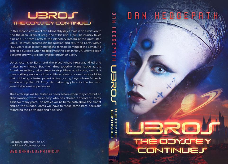 Ubros: Odyssey Continues by Dan Hedgepath