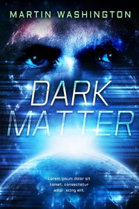 Dark Matter - Science Fiction Premade Book Cover For Sale @ Beetiful Book Covers