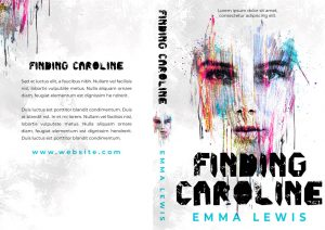Finding Caroline - Young Adult Premade Book Cover For Sale @ Beetiful Book Covers