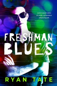 Freshman Blues - Young Adult Premade Book Cover For Sale @ Beetiful Book Covers
