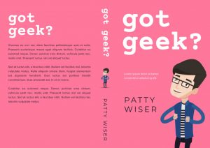 Got Geek? - Chick lit / Romance Premade Book Cover For Sale @ Beetiful Book Covers