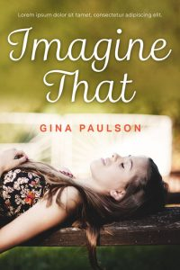 Imagine That - Young Adult Premade Book Cover For Sale @ Beetiful Book Covers