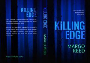 Killing Edge - Mystery, Thriller, Suspense Premade Book Cover For Sale @ Beetiful Book Covers