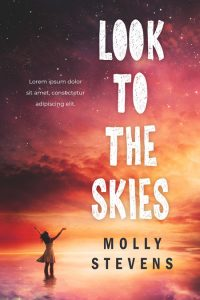 Look to the Skies - Young Adult / Juvenile Premade Book Cover For Sale @ Beetiful Book Covers