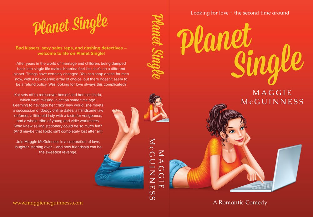 Planet Single by Maggie McGuinness