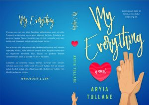 My Everything - Chick Lit / Romance Premade Book Cover For Sale @ Beetiful Book Covers
