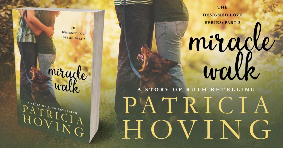 Showcase Spotlight: Miracle Walk by Patricia Hoving