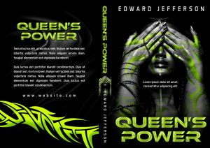 Queen's Power - Fantasy Premade Book Cover For Sale @ Beetiful Book Covers