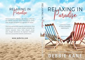 Relaxing In Paradise - Contemporary Romance Premade Book Cover For Sale @ Beetiful Book Covers