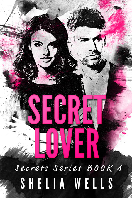 Series: Secrets - Contemporary Romance Series Premade Book Covers For Sale - Beetiful