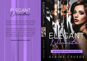 Series: Elegant Chaos - Contemporary Romance Series Premade Book Covers For Sale - Beetiful