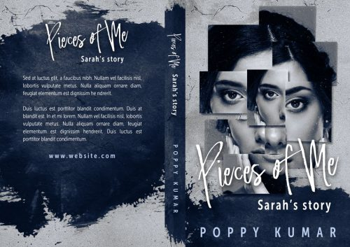 Series: Pieces Of Me - Young Adult Contemporary Series Premade Book Covers For Sale - Beetiful