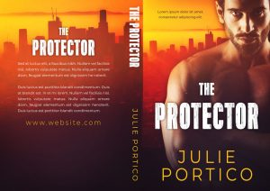 The Protector - Romantic Suspense Premade Book Cover For Sale @ Beetiful Book Covers