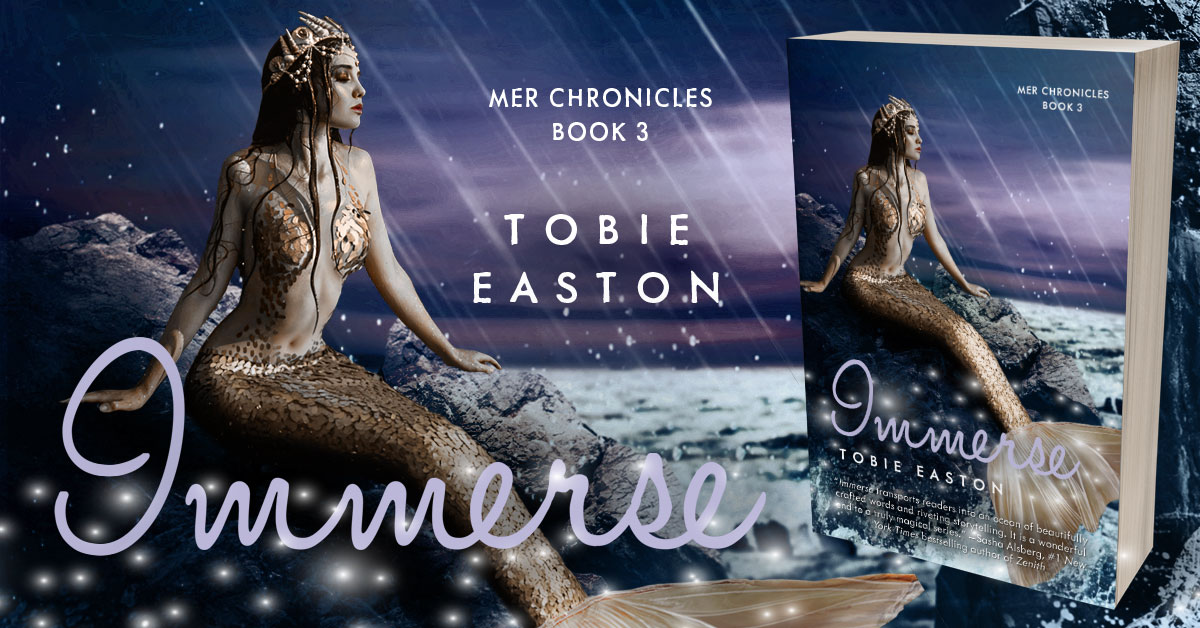 Showcase Spotlight: Immerse by Tobie Easton