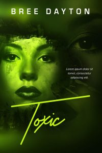Toxic - Suspense Premade Book Cover For Sale @ Beetiful Book Covers
